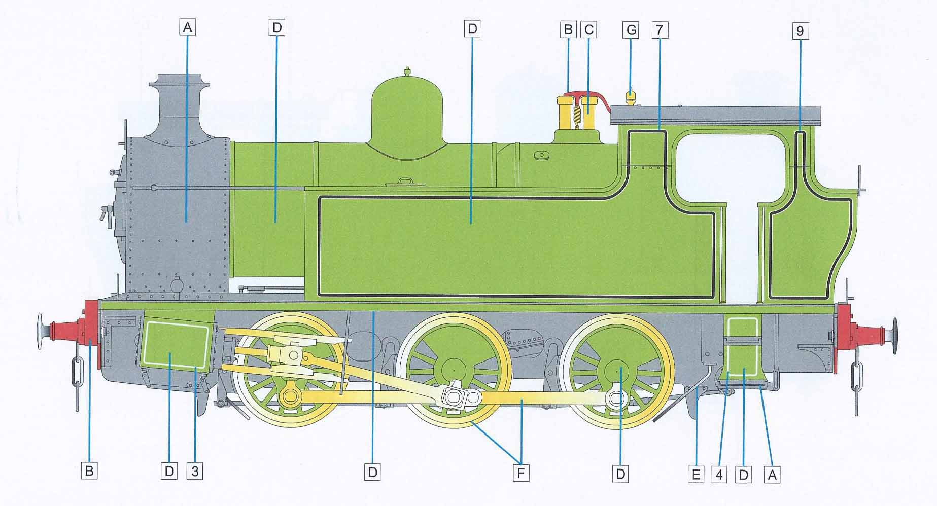 MOS-VLGL Left profile