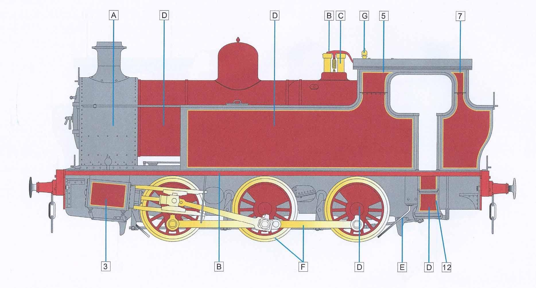 MOS-VLRL Left profile